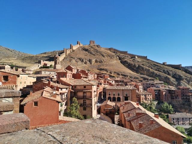 pueblos mas bonitos de españa: albarracin