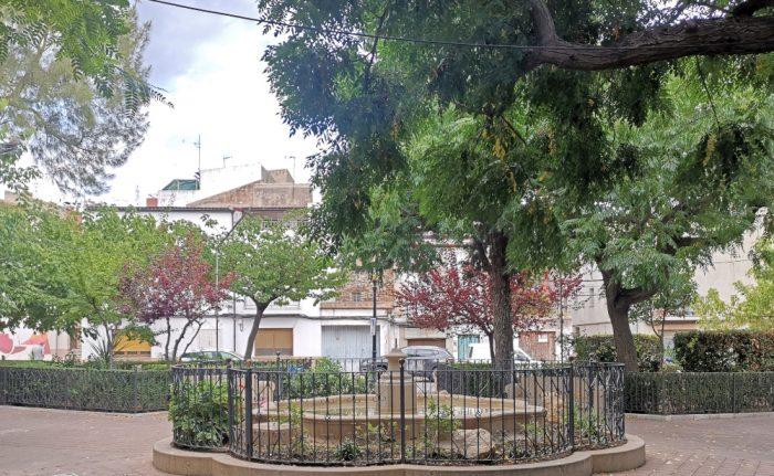Plaza Salzadella Castellon