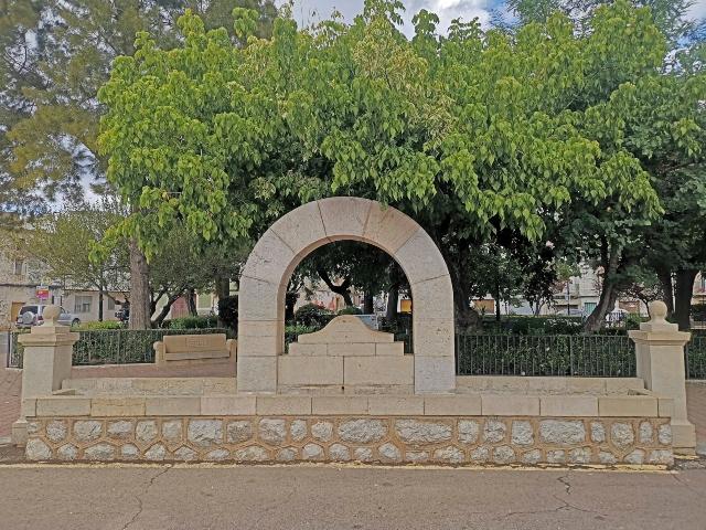 plaza mexico en salzadella
