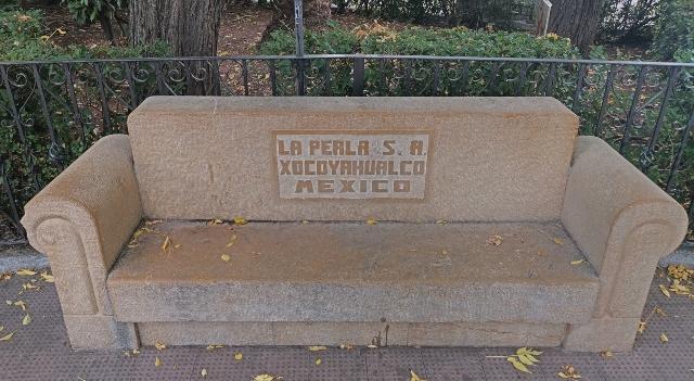 Plaza Mexico en Salzadella Castellon