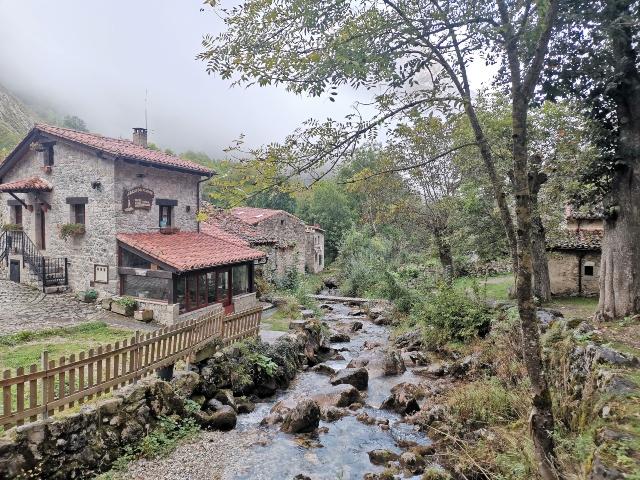como subir a Bulnes en Asturias
