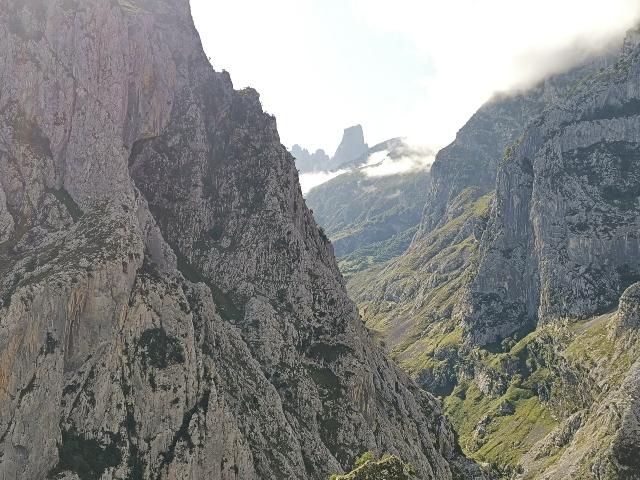 vistas desde Bulnes