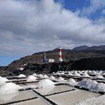 Imprescindibles en la isla de La Palma: Las salinas de Fuencaliente.